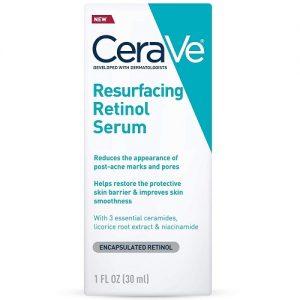 CeraVe Retinol Serum Best CeraVe Products for Acne
