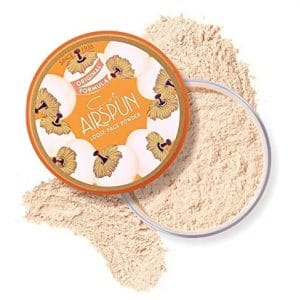 Coty Airspun Loose Face Powder Best Face Powders For Oily Skin Prone Acne