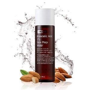 HTREND] Mandelic acid 5% Skin prep water, gentle facial exfoliate, aha toner, 120ml, 4.06oz