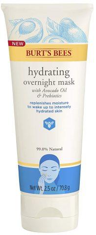Burt's Bees Hydrating Overnight Mask