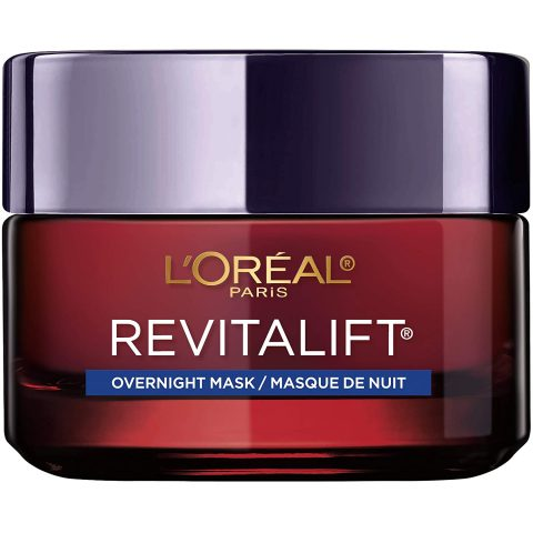 L'Oreal Paris Skincare Revitalift Intensive Overnight Face Mask