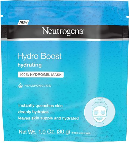 Neutrogena Hydro Boost Moisturizing & Hydrogel Sheet